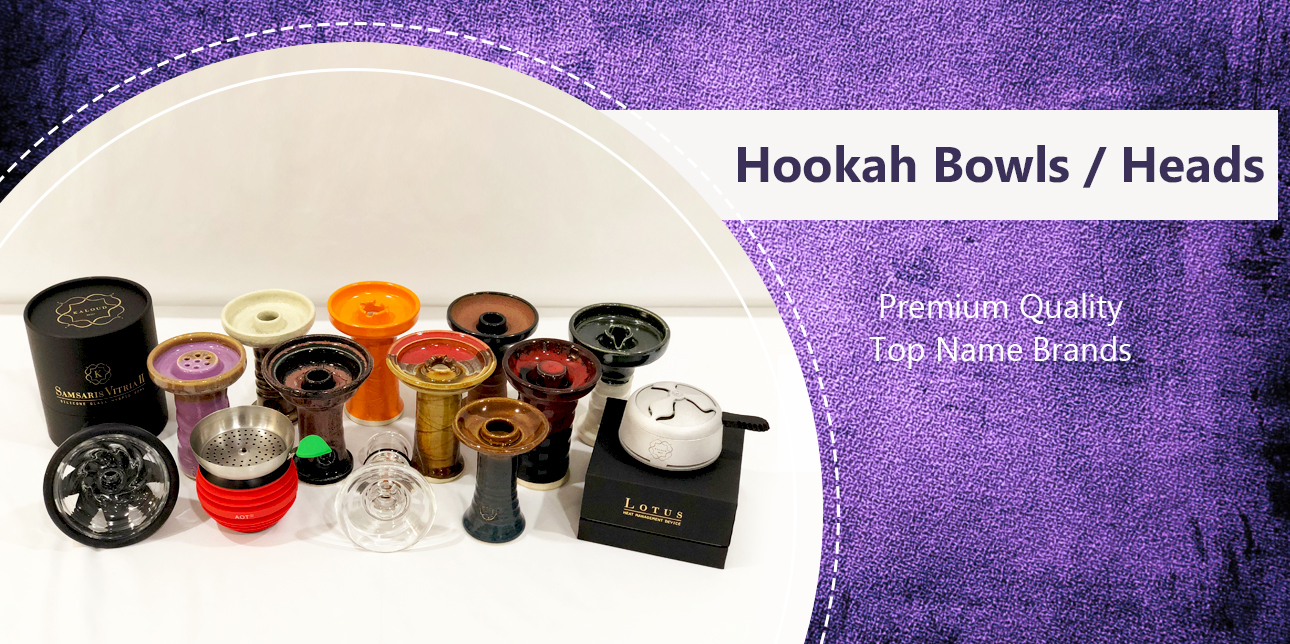 Hookah Clay Bowls